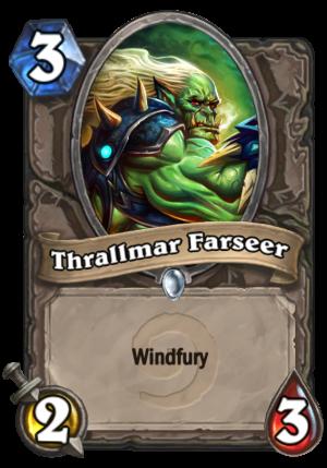 Thrallmar Farseer Card