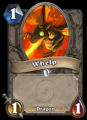 Whelp Card