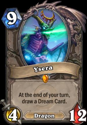 Ysera Card
