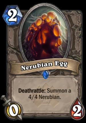 Nerubian Egg Card