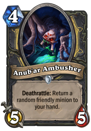 Anub'ar Ambusher Card