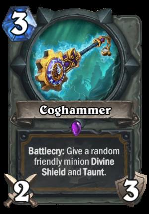 Coghammer Card