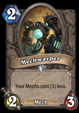 Mechwarper Card