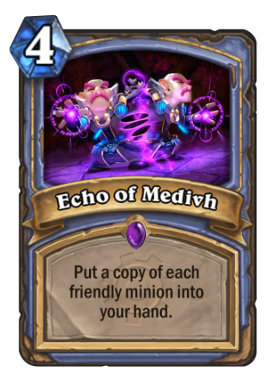 Echo of Medivh Card