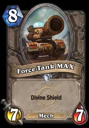 Force-Tank MAX Card