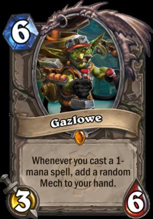 Gazlowe Card