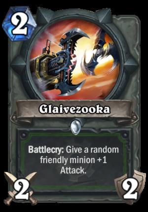Glaivezooka Card