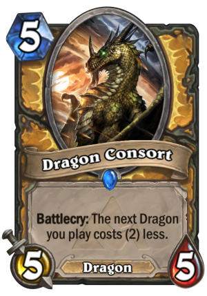 Dragon Consort Card