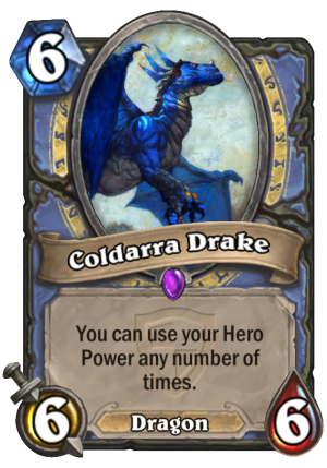 Coldarra Drake Card