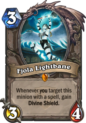 Fjola Lightbane Card