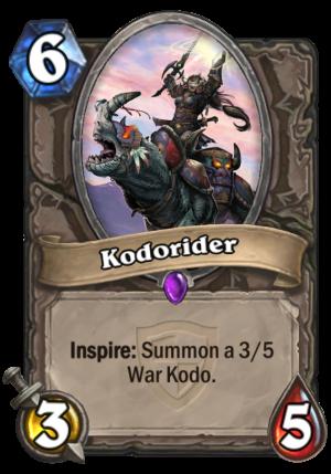 Kodorider Card