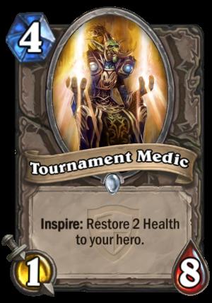 Tournament Medic Card
