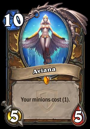 Aviana Card