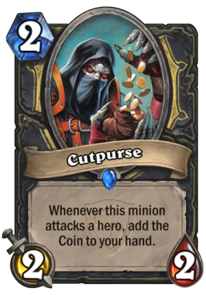 Cutpurse Card