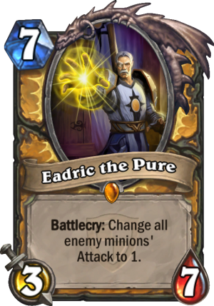 Eadric the Pure Card