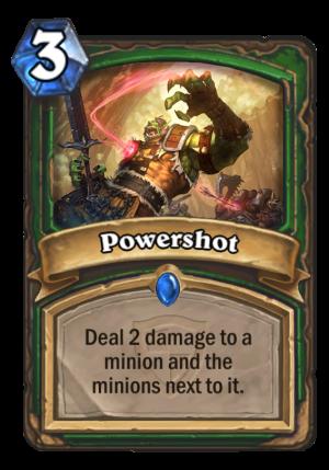Powershot Card