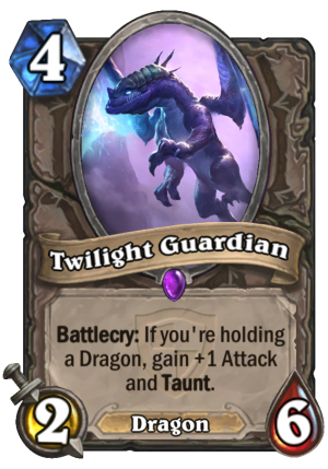 Twilight Guardian Card