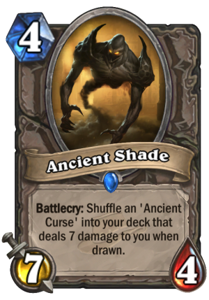 Ancient Shade Card