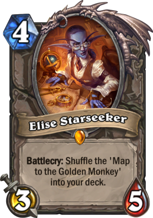 Elise Starseeker Card