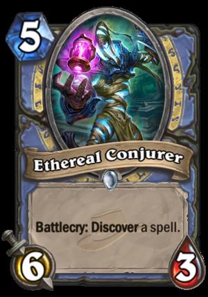 Ethereal Conjurer Card