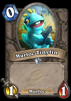 Murloc Tinyfin Card