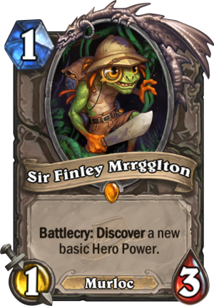 Sir Finley Mrrgglton Card