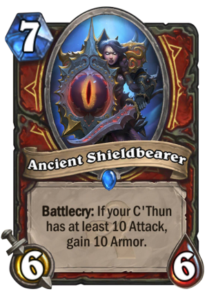 Ancient Shieldbearer Card