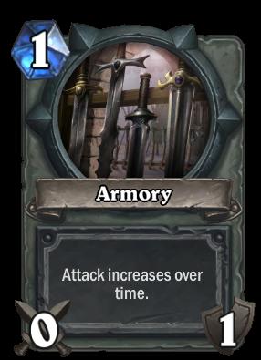 Armory Card