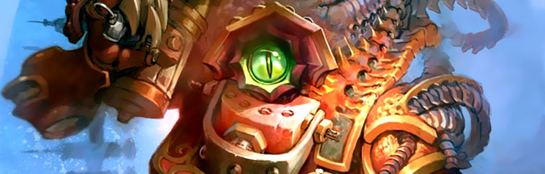 Corrupted Healbot combo deck - Hearthstone Top Decks