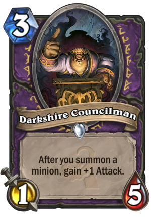 Darkshire Councilman Card