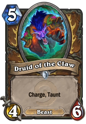 Druid of the Claw (Fandral) Card