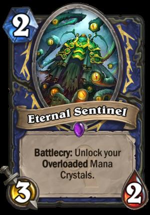 Eternal Sentinel Card