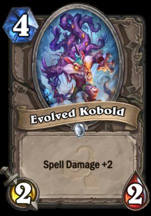 Evolved Kobold Card