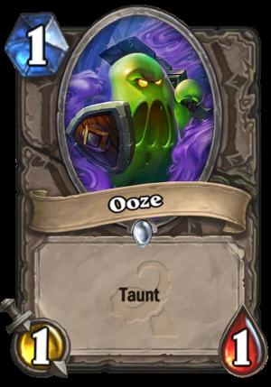 Ooze Card