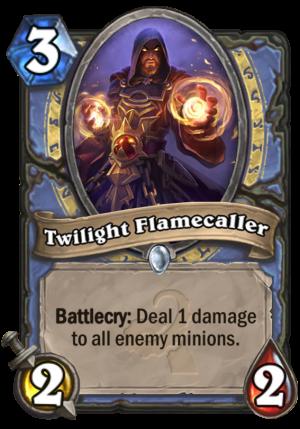 Twilight Flamecaller Card