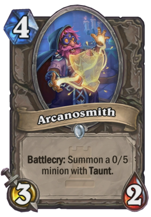 Arcanosmith Card