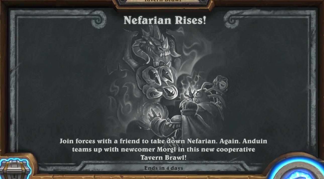 Tavern Brawl - Nefarian Rises! - Hearthstone Top Decks