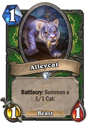 Alleycat Card