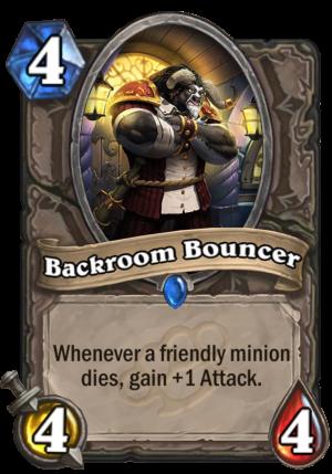 Backroom Bouncer Card