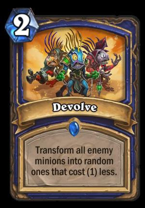 Devolve Card