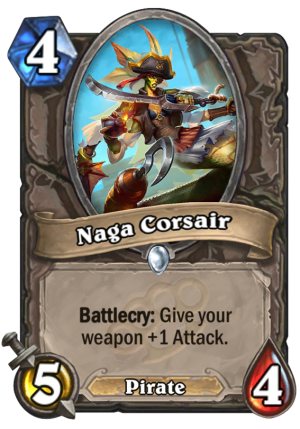 Naga Corsair Card