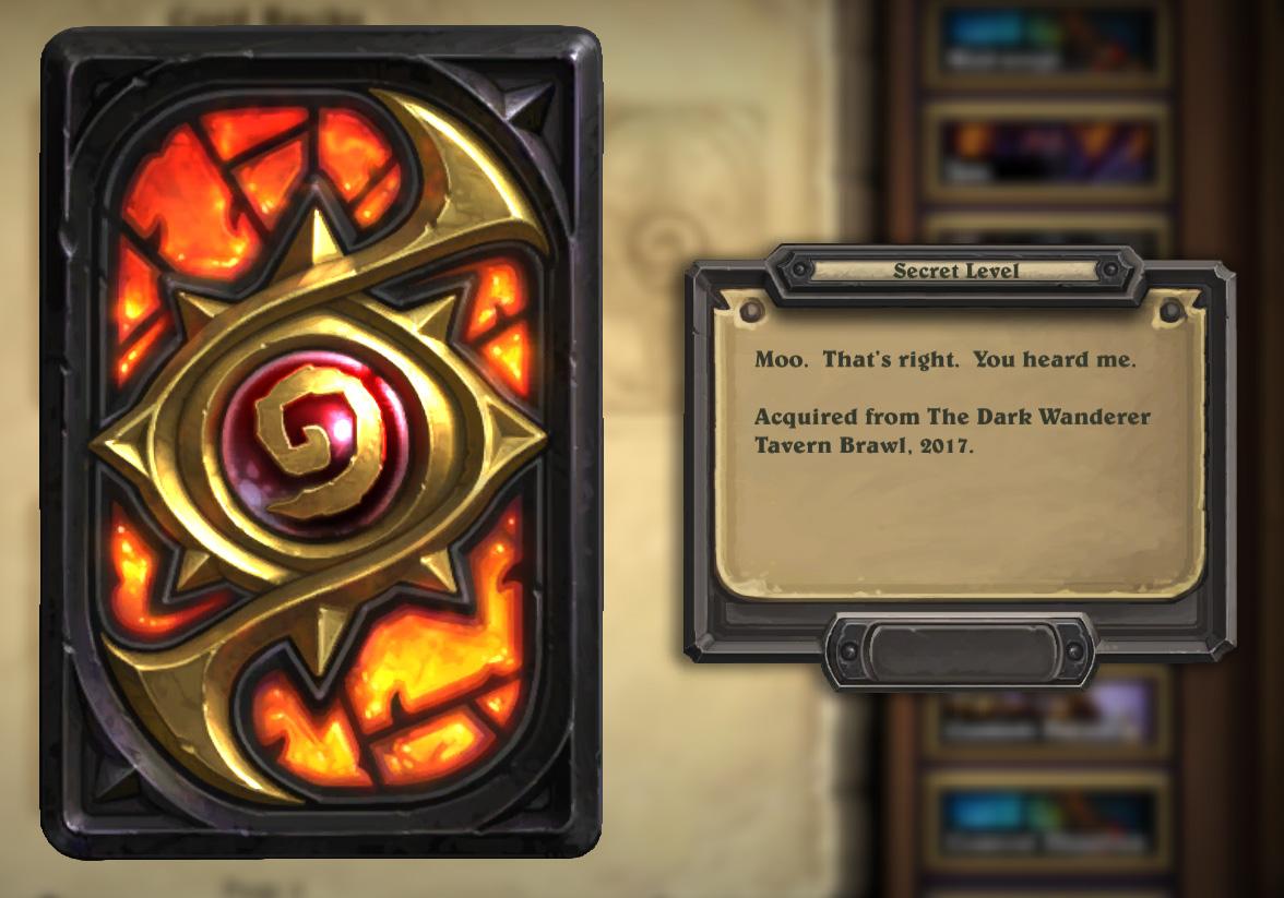 Hearthstone Card Backs Magnetic /& More