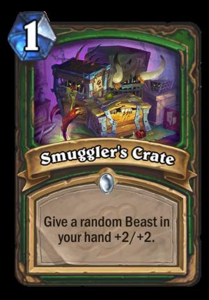 Smuggler's Crate Card