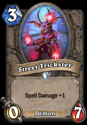 Street Trickster Card
