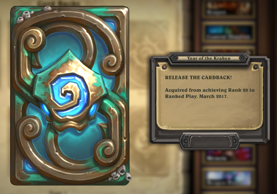 My Continuing Hearthstone Journey: Volume 1
