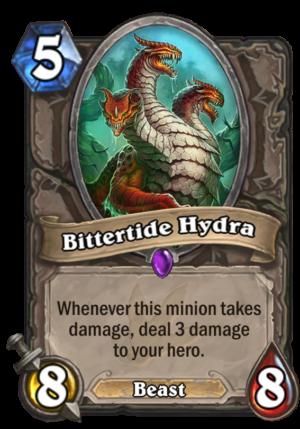 Bittertide Hydra Card