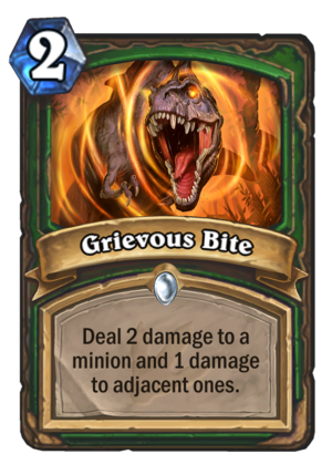 Grievous Bite Card