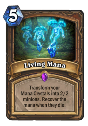 Living Mana Card