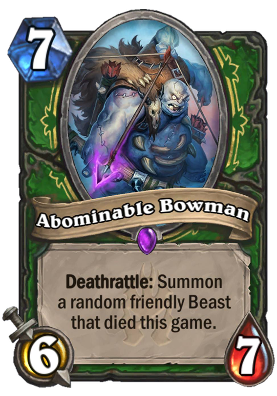 Hearthstone mage deck