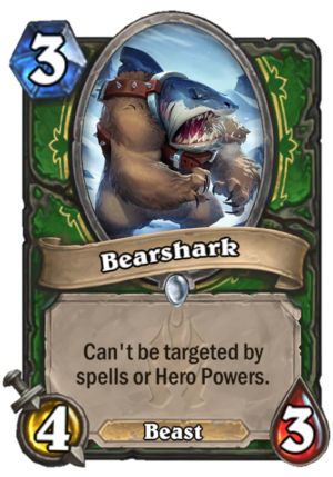 Bearshark Card